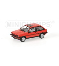 FORD FIESTA XR2 - 1978 - RED L.E. 1008 pcs.