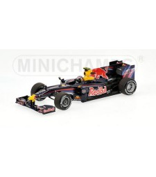 RED BULL RACING RENAULT - RB5 - SEBASTIAN VETTEL - 2009