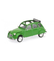 CITROEN 2CV - 1980 - GREEN L.E. 1440 pcs.