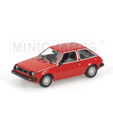 MITSUBISHI COLT - 1978 - RED L.E. 2016 pcs.