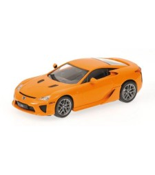 LEXUS LFA - 2010 - ORANGE L.E. 1824 pcs.