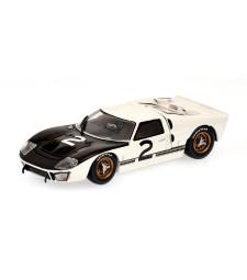 FORD GT40 MK II KEN MILES 24H LE MANS TEST 1966