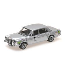 MERCEDES-BENZ 300 SEL 6.8 AMG - BEHRMANN/JABOUILLE/DOLHEM - 12H PAUL RICARD 1971