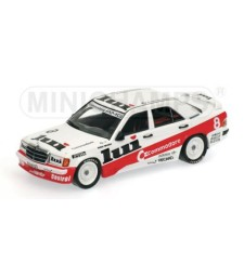 MERCEDES-BENZ 190E 2.3-16 - COMMODORE  - TEAM MARKO RSM - DTM 1986 L.E. 2304 pcs.