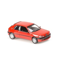 PEUGEOT 306 - 1998 - RED - MAXICHAMPS