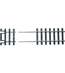 Flex Track End Ties 31mm Long - for 1 piece