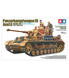1:35 Panzerkampfwagen IV Ausf. GSd.Kfz. 161/1 early production