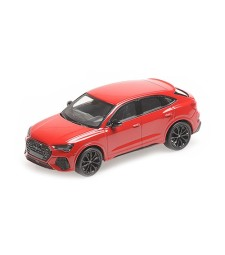 AUDI RSQ3 - 2019 - RED METALLIC