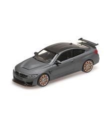 BMW M4 GTS - 2016 - MATT GREY W/ ORANGE WHEELS