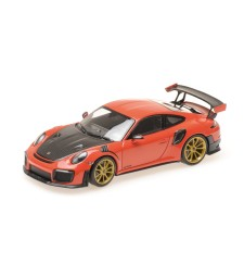 PORSCHE 911 (991.2) GT2RS – 2018 – LAVAORANGE (NORMAL)