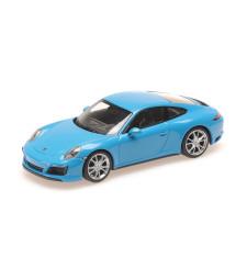 PORSCHE 911 (991.2) CARRERA 4S - 2017 - BLUE