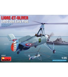 1:35 Liore-et-Oliver LeO C.30A Early Prod