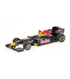 RED BULL RACING - SEB. VETTEL - SHOWCAR 2011 L.E. 3816 pcs.