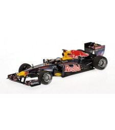 RED BULL RACING RB7 - SEBASTIAN VETTEL - WINNER TURKEY GP 2011