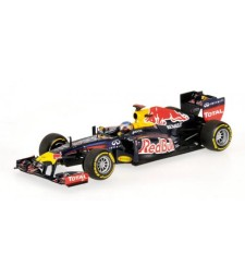 RED BULL RACING - SHOWCAR - SEBASTIAN VETTEL - 2012