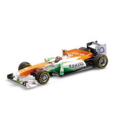 SAHARA FORCE INDIA F1 TEAM - SHOWCAR - NICO HÜLKENBERG - 2012 L.E. 504 pcs.