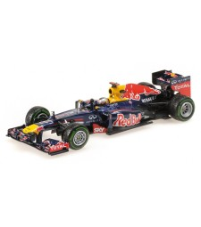 RED BULL RACING RENAULT RB8 - SEBASTIAN VETTEL - BRAZIL GP 2012 - WORLD CHAMPION