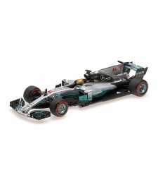 MERCEDES AMG PETRONAS FORMULA ONE TEAM F1 W08 EQ POWER+ - LEWIS HAMILTON - MEXICAN GP 2017 - WC