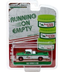 1962 Dodge D-100 - Turtle Wax Solid Pack - Running on Empty Series 7