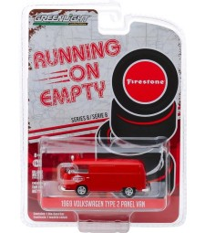 Running on Empty Series 8 - 1969 Volkswagen Type 2 Panel Van - Firestone Tire Service Solid Pack