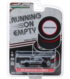 Running on Empty Series 8 - 2001 Nissan Skyline GT-R (BNR34) - Bridgestone Racing Solid Pack