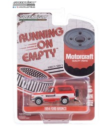Running on Empty Series 11 - 1994 Ford Bronco - Ford Motorcraft Solid Pack