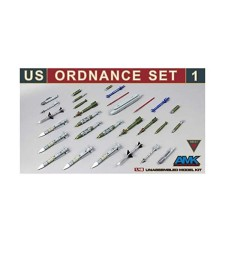 1:48 US Ordnance Set # 1 (New Release)