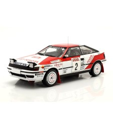 Toyota Celica GT-Four ST165, No.2, Toyota team Europe, Rallye WM, Rallye San Remo C.Sainz/L.Moya  1990