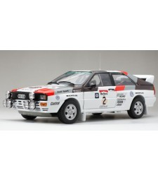 Audi Quattro A2 - #2 H.Mikkola/A.Hertz