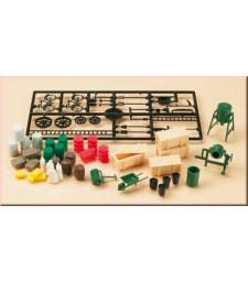Loads - 59 parts   H0/TT