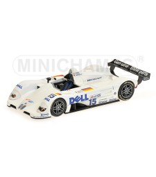 BMW V12 LMR - MARTINI/DALMAS/WINKELHOCK - WINNERS - TEAM BMW MOTORSPORT - 24H LE MANS 1999