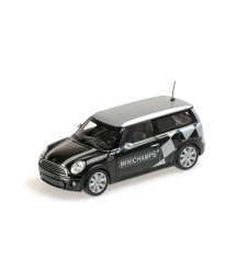 MINI COOPER CLUBMAN  - 2008 - BLACK METALLIC - 'MINICHAMPS'  L.E. 1008 pcs.