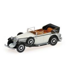MAYBACH ZEPPELIN - 1932 - WHITE/BLACK