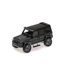 BRABUS 4×4² AUF BASIS MERCEDES-BENZ G 500 4×4² – 2016 – BLACK L.E. 600 PCS.