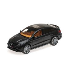 BRABUS 850 AUF BASIS MERCEDES-BENZ GLE 63 S – 2016 – BLACK METALLIC L.E. 300 pcs.