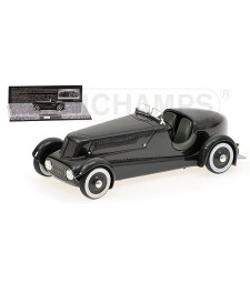 FORD EDSEL ROADSTER - 1934 - PEARL ESSENCE GUN METALLIC DARK GREY