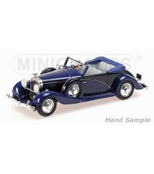 HISPANO-SUIZA J12 CABRIOLET - 1935