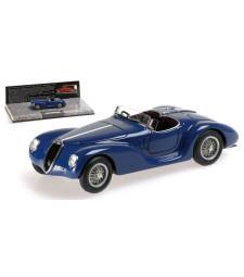 ALFA ROMEO 6C 2500 SS CORSA SPIDER - 1939 - BLUE