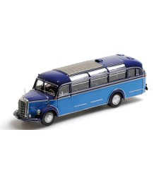 MERCEDES-BENZ O 3500 BUS - 1950 - LIGHT BLUE / DARK BLUE