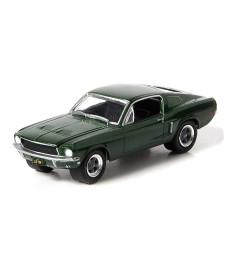 Bullitt (1968) - 1968 Ford Mustang GT Fastback Solid Pack