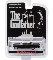 The Godfather (1972) - 1955 Cadillac Fleetwood Series 60 Special Solid Pack