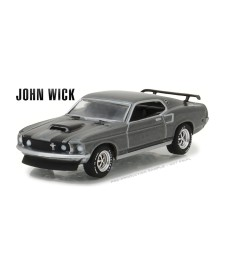 Hollywood Series 18 - John Wick (2014) - 1969 Ford Mustang BOSS 429 Solid Pack