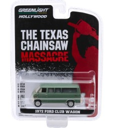 Hollywood Series 27 - The Texas Chain Saw Massacre (1974) - 1972 Ford Club Wagon Solid Pack