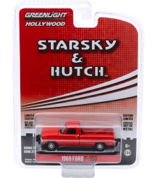 Hollywood Series 27 - Starsky and Hutch (1975-79 TV Series) - 1969 Ford F-100 Solid Pack