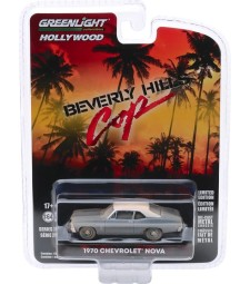 Beverly Hills Cop (1984) - 1970 Chevrolet Nova Solid Pack