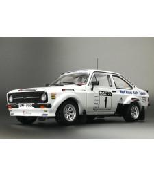 Ford Escort RS1800 -#1 G.Evans/J.Millington