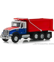 2019 Mack Granite Dump Truck Solid Pack - S.D. Trucks Series 6