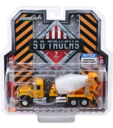 2019 Mack Granite Cement Mixer Solid Pack - S.D. Trucks Series 7