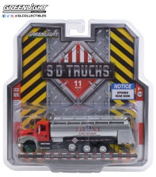 S.D. Trucks Series 11 - 2018 International WorkStar Tanker Truck - FDNY (The Official Fire Department City of New York) Ultra Low Sulphur Diesel Solid Pack