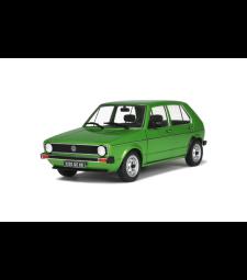 VW Golf I, green